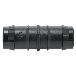 ANTELCO DOUBLE BARB COUPLING 14 MM TUBE ID .530 (25)