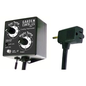 GARDEN CONTROLS COOLING THERMOSTAT (1)