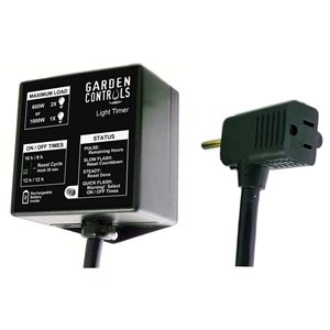 GARDEN CONTROLS LIGHT TIMER (1)