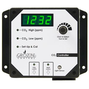 GROZONE CO2R DUAL OUTPUT 0-5000 PPM CO2 CONTROLLER (1)