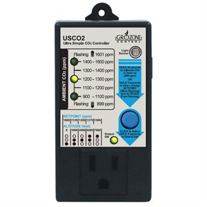 GROZONE USCO2 0-5000 PPM ULTRA SIMPLE CO2 CONTROLLER (1)