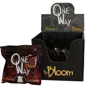 ONE WAY BLOOM 8-16-16  /  6 PKG OF 2 BAGS / BOX (1)