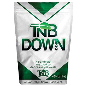 TNB NATURAL PH DOWN 454GR